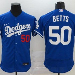 Men's Los Angeles Dodgers Mookie Betts Jersey